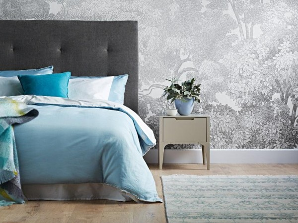 Kennedy Upholstered Bedhead